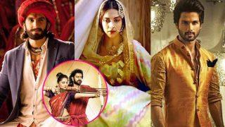 Ranveer Singh, Deepika Padukone, Shahid Kapoor's Padmavati All Set To Break The Box Office Record Of Prabhas' Baahubali 2? Expert Reveals!