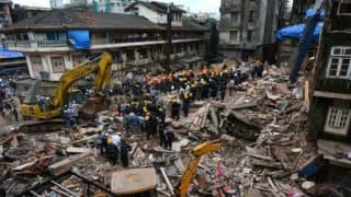 40 Toddlers Had Narrow Escape as Mumbai's Hussaini Manzil Collapsed 30 Mins Before Playschool Began