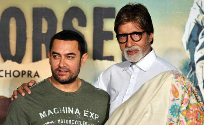 Aamir Khan To Fight Amitabh Bachchan In Thugs Of Hindostan