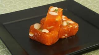 This Easy-to-Make Recipe of Bombay Karachi Halwa Is Irresistibly Delicious