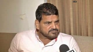 No Indian Coach Matches The Parameters, Have to Bring a Foreign Coach: Wrestling Federation of India President Brij Bhushan Saran