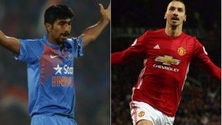 India vs Australia 2017: Jasprit Bumrah Wants to be as Charismatic as Zlatan Ibrahimovic