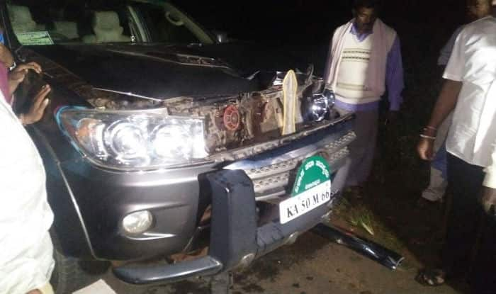 BS Yeddyurappa's Son Raghavendra's SUV Runs Over 24-Year-Old