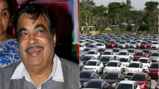 Switch To Alternative Fuel Or Get Bulldozed: Nitin Gadkari Warns Carmakers
