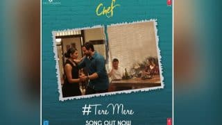 Chef Song Tere Mere: The Soulful Track Traces Saif Ali Khan -Padmapriya Janakiraman's Journey Of Love And Longing