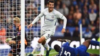 EPL 2017-18: Chelsea Beat Leicester City 2-1