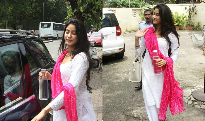 Jhanvi And Khushi Kapoor's Wardrobe Experiments Are 100 Per Cent Chic