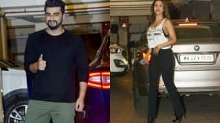 Malaika Arora And Arjun Kapoor Partied Under The Same Roof! Here's Proof