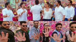 Golmaal Again Title Song: Ajay Devgn And Team Return With A Colourful Swag