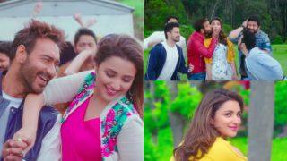 Golmaal Again Song Maine Tujhko Dekha: Ajay Devgn- Parineeti Chopra Groove On The Reprised Version Of 90s Track
