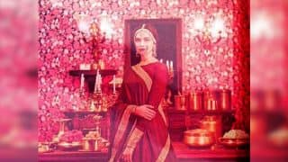 LEAKED! Is This Deepika Padukone's First Look From Padmavati?