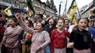 After 104 Days, GJM Calls Off Strike in Darjeeling