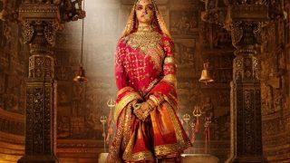 Deepika Padukone REACTS To The Overwhelming Response For Her Padmavati Look