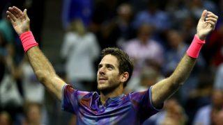 US Open 2017: I Deserved to Win Against Roger Federer, Says Del Potro
