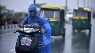दिल्ली में बदला मौसम, दो दिन होगी भारी बारिश, यूपी में भी होगा असर