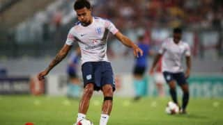 England's Dele Alli Banned by FIFA for 'Offensive Gesture'