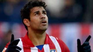 Atletico Madrid's Diego Costa Suffers Foot Injury