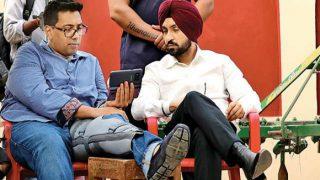 सोनाक्षी और दिलजीत की फिल्म के निर्देशक चाकरी तोलेटी सेट पर हुए घायल