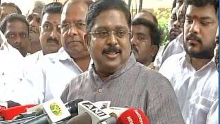 TTV Dinakaran's Supporters Pay Heavy Price, Tamil Nadu Speaker Disqualifies 18 MLAs