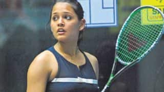 Nicol David Ends Dipika Pallikal's Run in San Francisco