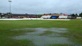 दलीप ट्रॉफीः बारिश ने खत्म किया इंडिया ग्रीन का सफर, इंडिया ब्लू और रेड फाइनल में