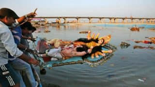 7 Devotees Feared Dead After Drowned During Durga Idol Immersions in Delhi