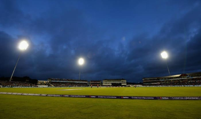 The Durham ground hosted West Indies and England. (Twitter)