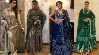Dussehra 2017: Take Inspiration from Kareena Kapoor Khan, Sonakshi Sinha, Sonam Kapoor and Other Celebs to Dress Up For this Vijayadashami!