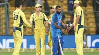 India vs Australia 5th ODI Preview: Hosts Look to Cap Off Series on a High