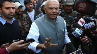 Yashwant Sinha Intensifies Attack on Modi Government, Disagrees With Son Jayant on Economy