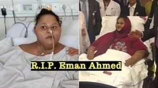 Eman Ahmed Passes Away in Abu Dhabi: See Pictures of Her Weight Loss Transformation