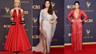 Emmy Awards 2017:  Nicole Kidman, Jessica Biel and Other Best Dressed Celebrities at the Emmys this year