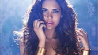 Esha Gupta Poses In A Sexy Swimsuit , Fans Call Her The Desi Wonder Woman