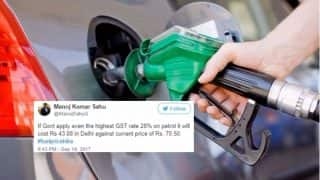 Petrol & Diesel Prices Excluded From GST: Excise Duty on Crude Products Justified By Sharing Ad With Math Error