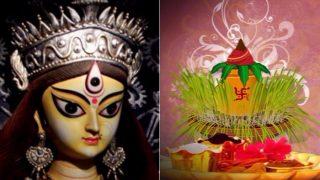 Chaitra Navratri 2019 : नवरात्रि में गृहस्थों को ऐसे करनी चाहिए मां की पूजा, ध्यान रहे ये नियम भंग ना हों...