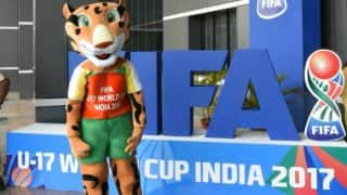Goa Logo For FIFA U-17 World Cup India 2017 Launched
