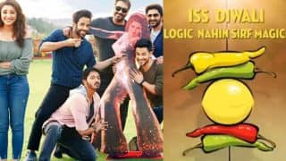 Golmaal Again Motion Poster OUT: Ajay Devgn And His Crazy Team Is Ready To Entertain Us This Diwali With 'No Logic Only Magic'