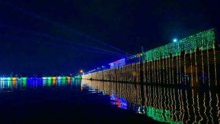 शिंजो आबे के स्वागत के लिए दुल्हन जैसा सजा अहमदाबाद, मोदी करेंगे ऐतिहासिक रोड शो
