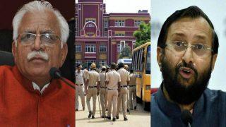 Ryan Student Murder: Haryana CM M L Khattar Assures Fast-Track Trial, HRD Minister Javadekar Says 'School Needs to be More Attentive'