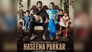 Haseena Parkar Quick Movie Review: Shraddha Kapoor's Earnest Performance Is The Only Saving Grace In A Juvenile First Half
