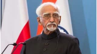 Former V-P Hamid Ansari Disapproves PM Modi's 'One Nation, One Election' Proposal, Terms it an 'Assault on India's Democracy'