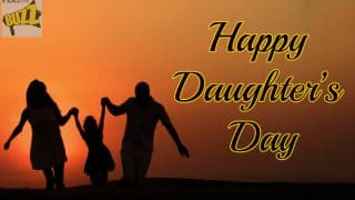 Happy Daughter's Day 2017: Best Songs Dedicated to Daughters By Fathers and Mothers