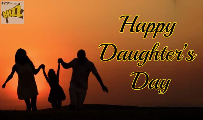 Happy Daughters Day 2018 Best Messages Whatsapp And Facebook