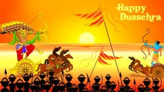 Dussehra History: Mythology And Story Related To The Festival Of Vijayadashami