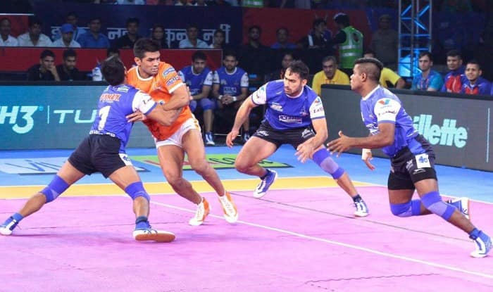 Jaipur, Haryana play out thrilling draw in PKL-5