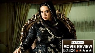 Haseena Parkar Movie Review: Shraddha Kapoor's Film Falls Short Of Becoming The Daddy Of Gangster Flicks