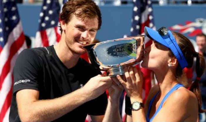 Hingis, Murray win mixed title at US Open