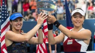US Open 2017: Martina Hingis Wins 25th Grand Slam Title With Doubles Victory