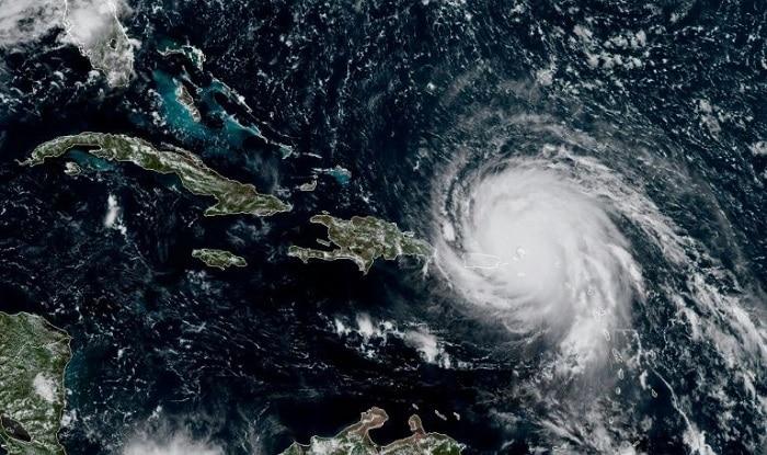Hurricane Irma made landfall in Cuba on Saturday. [File Image]
