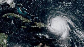 1.2 Million People 'Battered' by Hurricane Irma, Says Red Cross